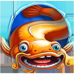 Oranje vis